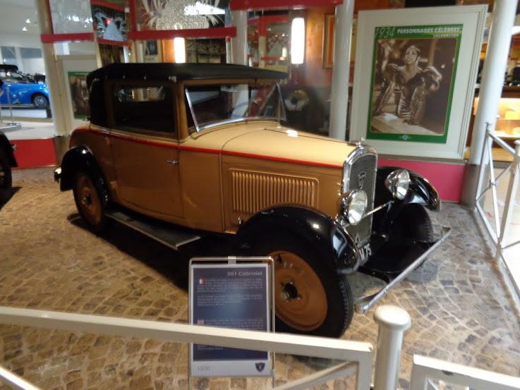 Musée de l'aventure Peugeot à Sochaux DSC01197