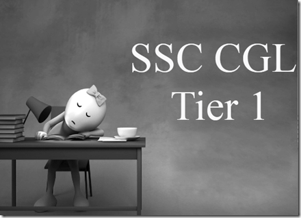 SSC CGL Tier –1 2016 Exptected Pattern  Syllabus