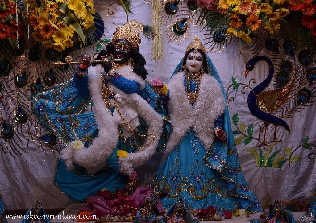 ISKCON Vrindavan Mangla Deity Darshan 26 Jan 2016 (7)