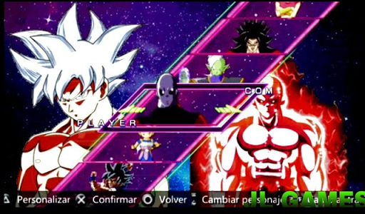SAIUU!! NEW MOD DRAGON BALL SUPER SHIN BUDOKAI 2 (PPSSP) GOKU MASTERED ULTRA INSTICT VS JIREN 2018
