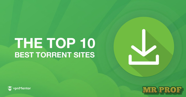 افضل مواقع التورنت top torrent sites