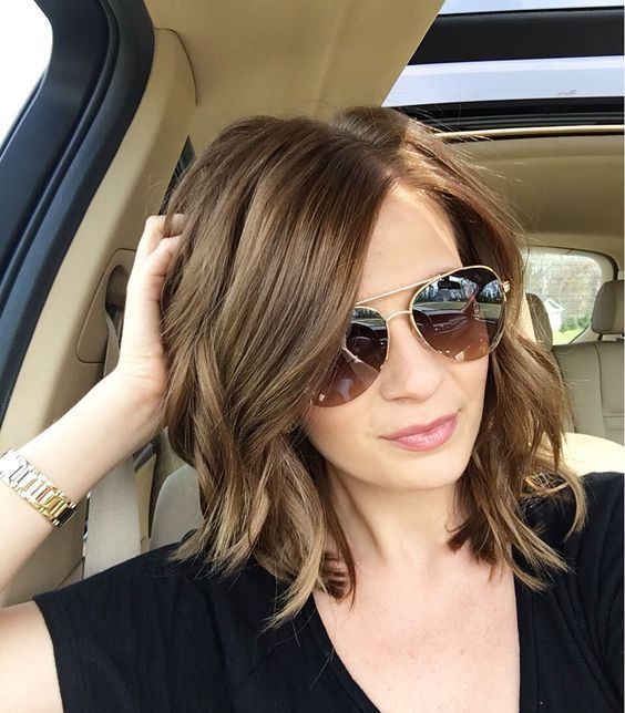 Medium Style Haircuts For Women's 2018-Medium Hairstyles 2018 2