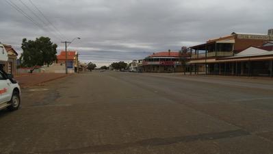 Coolgardie Main Street
