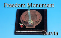 Freedom Monument ‐Latvia‐