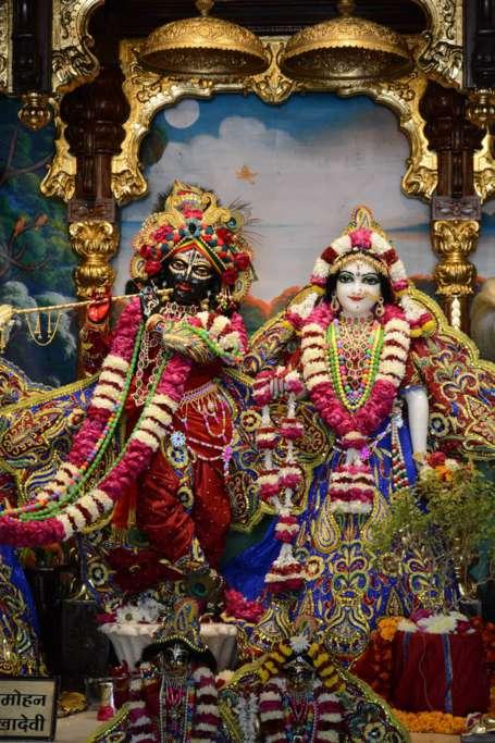 ISKCON Ujjain Deity Darshan 22 Dec 2015 (8)