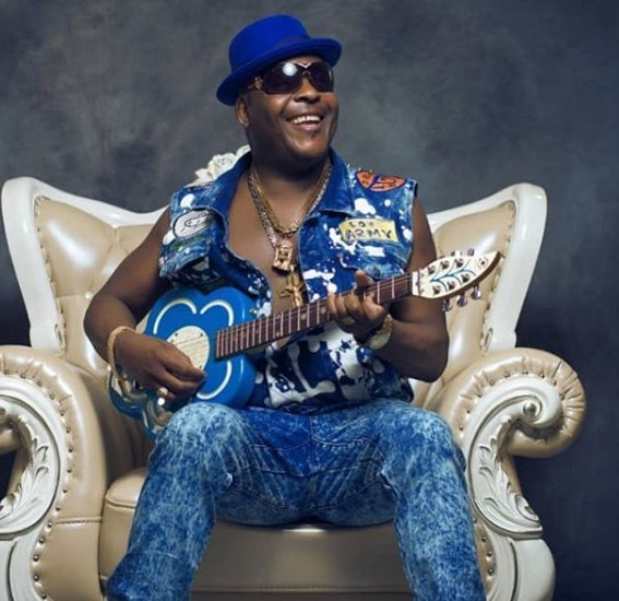 Sir Shina Peters Celebrates His 60th Birthday With Lovely Photo