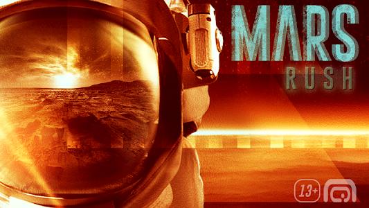 Mars Rush v0.9 Mod Money