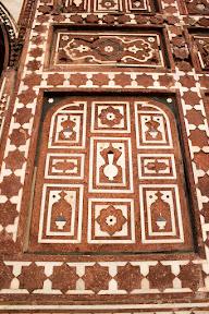 Pietra Dura artwork, Jahangir tomb
