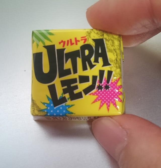 【酸っぱいお菓子】チロルチョコ・ウルトラレモンはチョコらしからぬ酸っぱさ! 30円でも大満足の一品♪