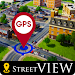 GPS Street View Earth Maps Navigation Route Finder icon