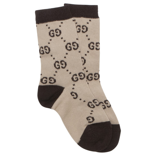 Primary image of Gucci Little Cotton Socks