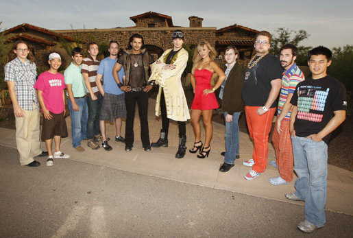 The Pickup Artist Vh1 Tv Show Season 2, Others