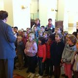 2013-2014 Visite du parlement  (P3 & P4)