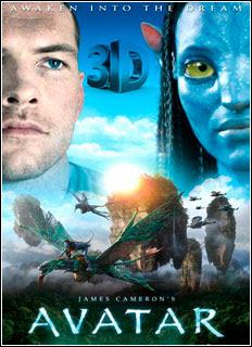 Avatar (2009) Torrent BRRip Blu-Ray 3D HSBS 1080p 5.1 CH Dublado