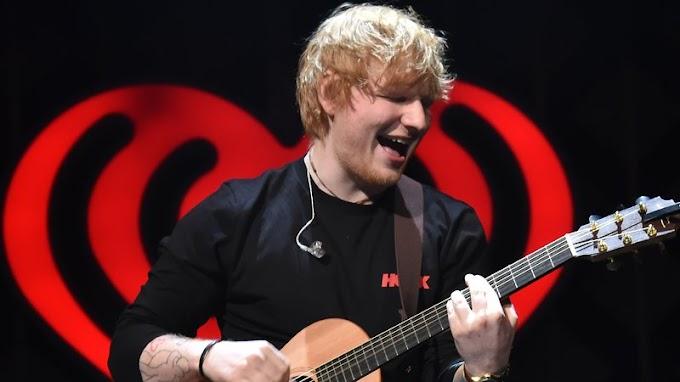 Ed Sheeran Wants A Taste of Nigerian Jollof
