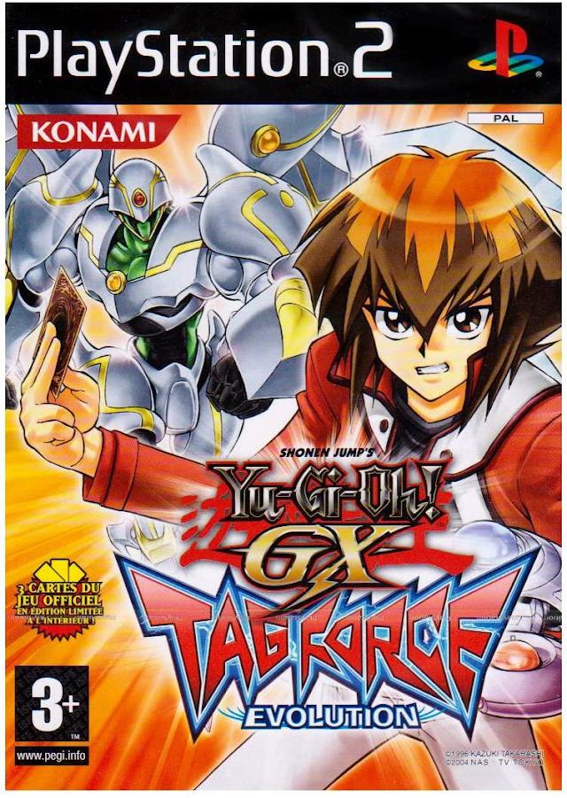 YU-GI-OH GX: TAG FORCE EVOLUTION