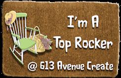 613 Avenue Create: Top Rocker May 2021 week 5