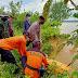 Sesosok Mayat Tanpa Identitas Mengambang di Sungai Legok Cimeneng Desa Ujunggagak
