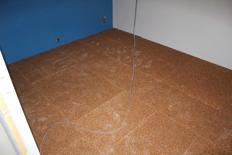 5qm kork industrie bodenbelag 10mm st rke presskork als billiger objektbelag ebay. Black Bedroom Furniture Sets. Home Design Ideas