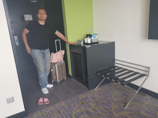 Hilton Garden Inn Puchong Room Walkway