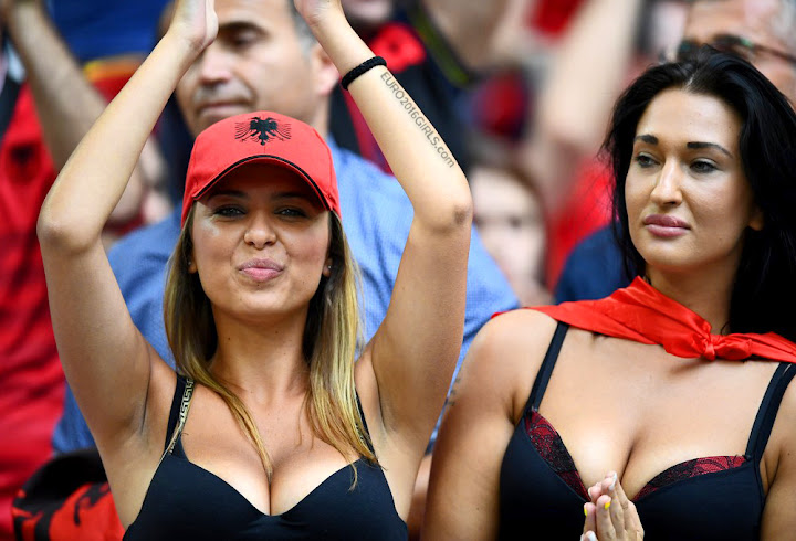 100 Photos Of Hot Female Fans In Euro 2016-3450