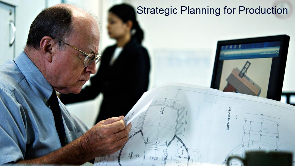 strategic planning for production definition meaning