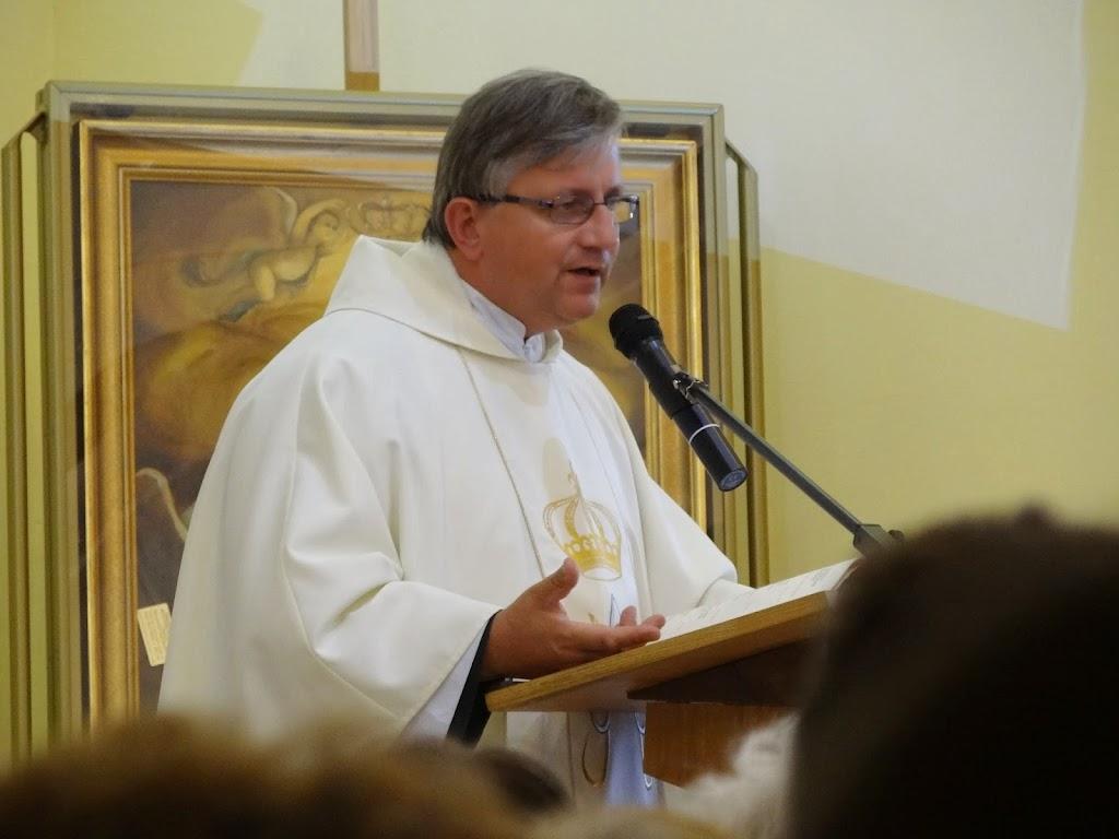 2014 Rekolekcje - Podwyższenie Krzyża Świętego w Częstochowie - DSC07352.JPG