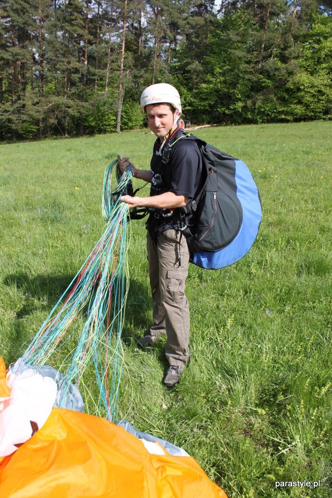 Szkolenia paralotniowe Maj 2011 - IMG_6055.JPG