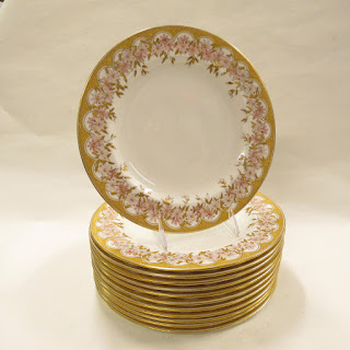 Tiffany & Co. Dinner Plate Set