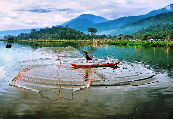 Fishing For Tranquility