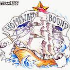 homeward bound - Boat Tattoos Designs
