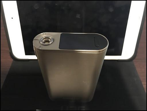 IMG 0497 thumb%25255B4%25255D - 【MOD】「Joyetech Cuboid 200 Mod」おまえは今まで吸ったVAPINGの回数をおぼえているのか?パワー系爆煙MODレビュー!【Joyetech】