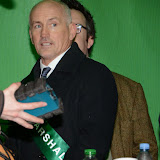 OIC - ENTSIMAGES.COM - Barry McGuigan  at St Patrick's Day Parade and Festival 2015 in London Photo Mobis Photos/OIC 0203 174 1069