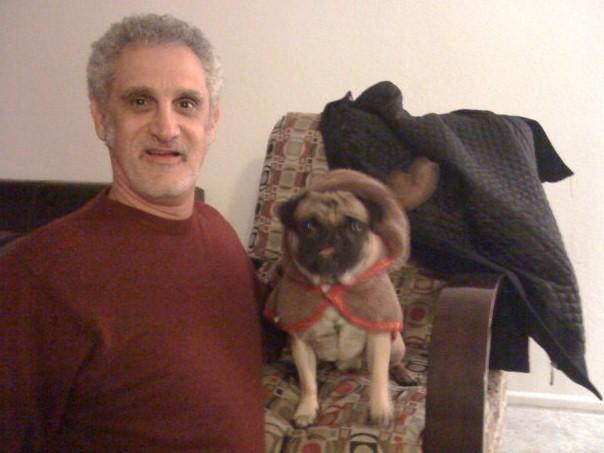 Ross Jeffries Pua Coach With Dog, Ross Jeffries