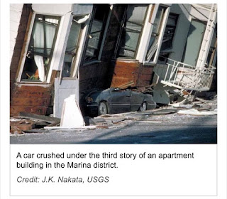 25th Anniversary of the Loma Prieta Earthquake
