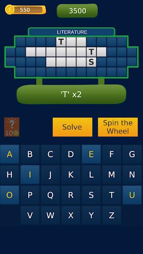 Word Fortune - Wheel of Phrases Quiz 1.17 screenshots 2