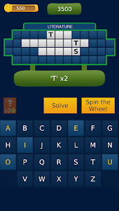 Word Fortune – Wheel of Phrases Quiz 2