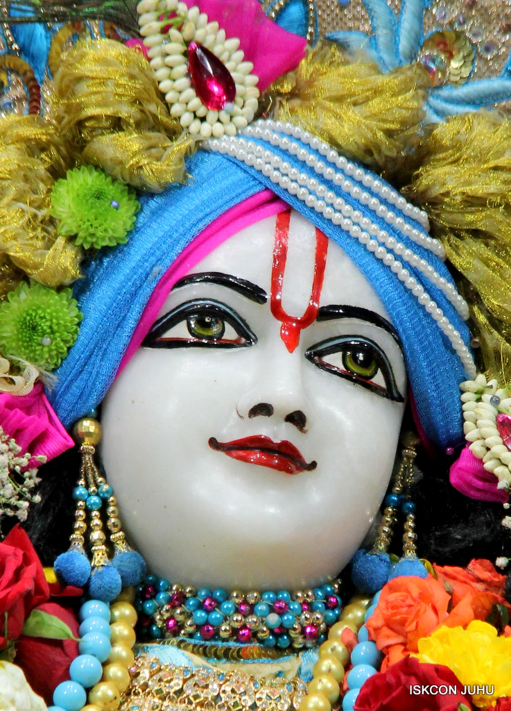 ISKCON Juhu Sringar Deity Darshan on 30th Dec 2016 (40)