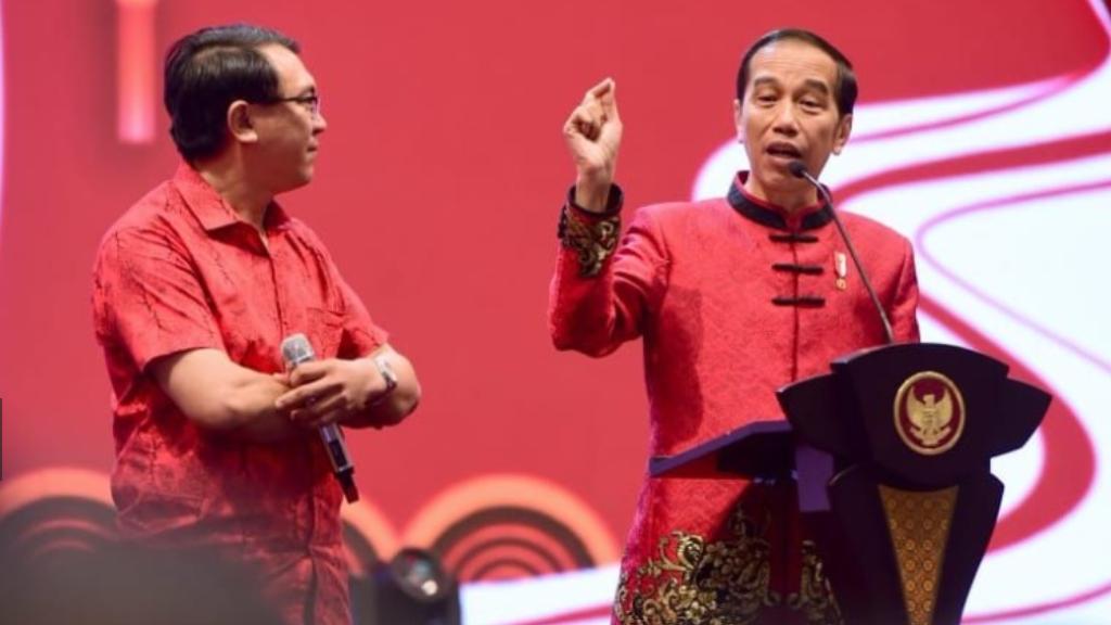 Bilang Non Muslim Bisa Jadi Presiden, Jokowi: Dulu Wakil Saya Orang Kristen