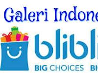 PRODUK ASLI INDONESIA DI GALERI INDONESIA BLIBLI.COM