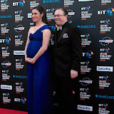 WWW.ENTSIMAGES.COM -   Sarah Storey; Ray Storey    at      BT Sport Industry Awards at Battersea Evolution, Battersea Park, London May 2nd 2013                                                  Photo Mobis Photos/OIC 0203 174 1069