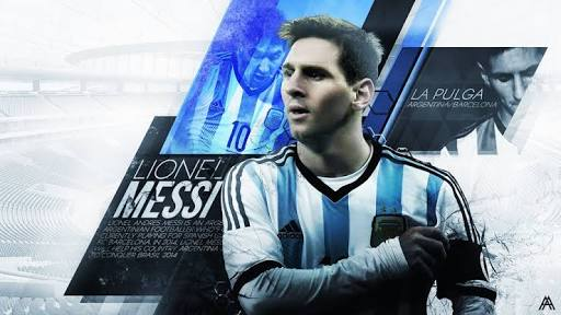 Messi rock's - 5