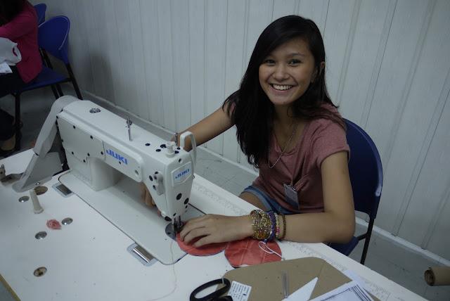 Manila Fashion Observer Designer Fashion Workshops 2011