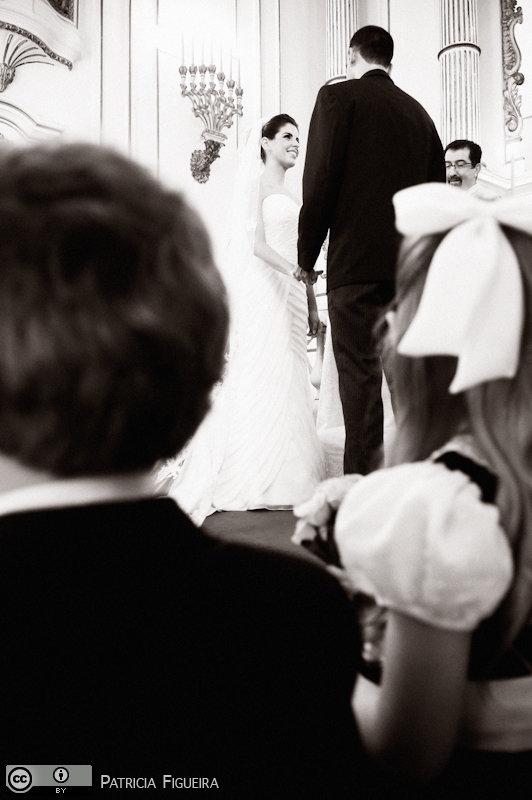 Foto de casamento 0944pb de Juliana e Rafael. Marcações: 16/07/2010, Casamento Juliana e Rafael, Rio de Janeiro.