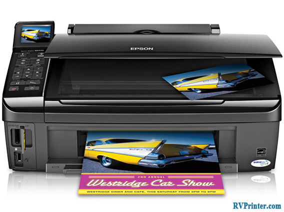 How to download Epson Stylus NX510 Driver