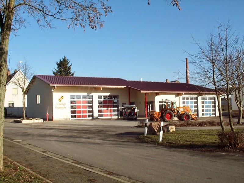 Feuerwehrgerätehaus Ipsheim