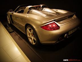 Porsche Carrera GT (980) rear