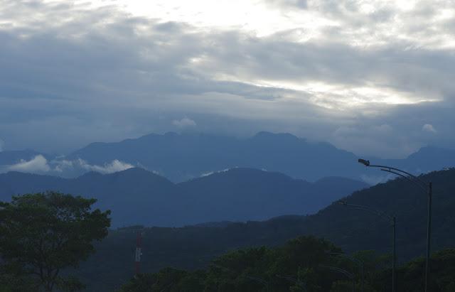 Les Andes (Villavicencio, Meta, Colombie), 9 novembre 2015. Photo : J.-M. Gayman
