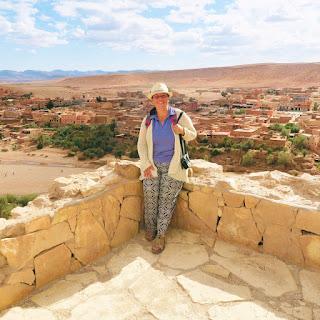 Maroko - Ait Ben Hadou