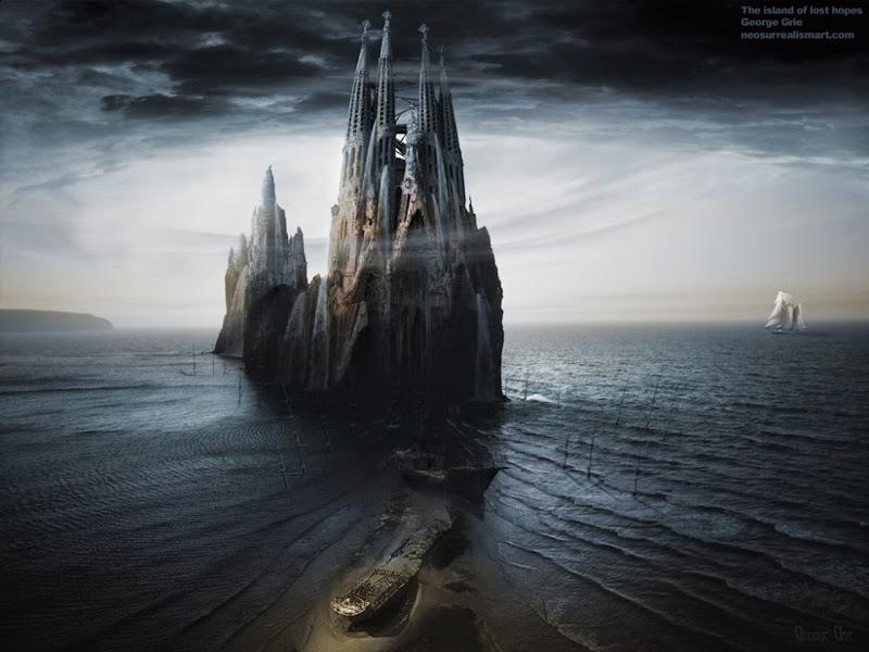 Dream Of Horror Landscape, Magical Landscapes 6